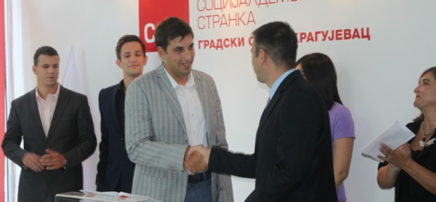 POČINJEMO! Nova Snaga i Socijaldemokratska stranka potpisali Protokol o saradnji
