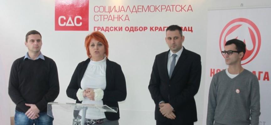 Zeleni Srbije se pridružili pobedničkoj koaliciji Nove Snage i SDS!