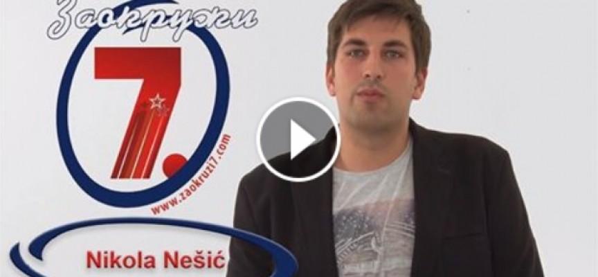 Nikola Nešić: Zaustavimo odlazak mladih u inostranstvo (VIDEO)