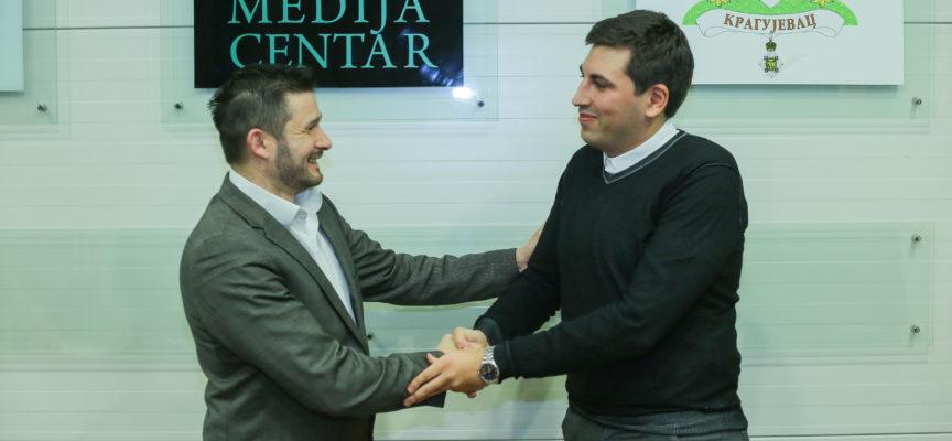 Nešić i Rakić potpisali Sporazum o saradnji Nove Snage i Kragujevačke Inicijative!