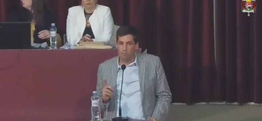 Konkretna i stručna pitanja odbornika Nešića gradskim vlastima (VIDEO)