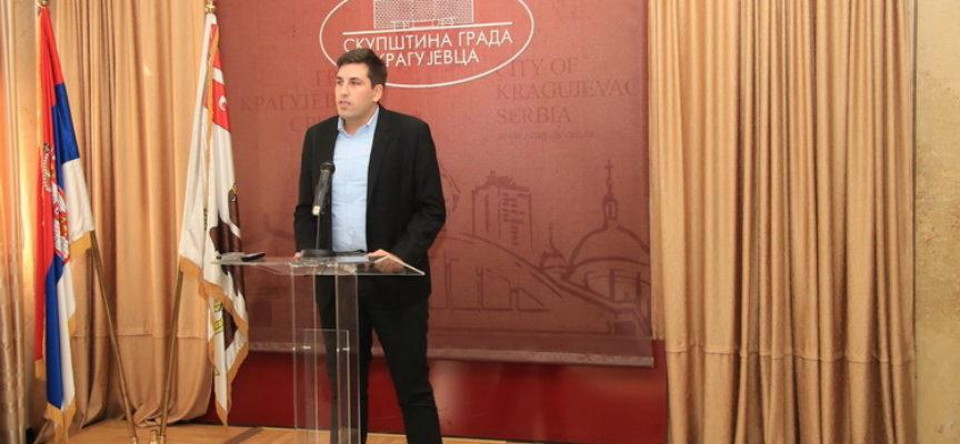 Nešić: Loše odluke ugrožavaju egzistenciju građana Kragujevca!