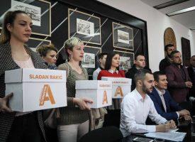 Izborna lista 3.SLAĐAN RAKIĆ – ALTERNATIVA – KRAGUJEVAČKA INICIJATIVA I NOVA SNAGA – EKO PARK (FOTO, VIDEO)