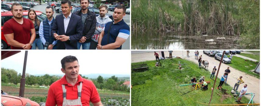 Преглед ПРВЕ недеље кампање: Паркинг места, Ресник, Бубањско језеро, Илићево (ВИДЕО)