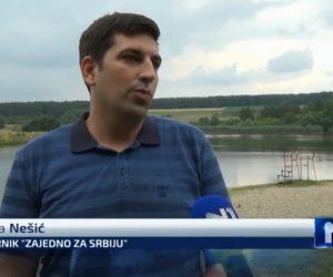 ZZS/Akcija: Loša slika Šumaričkog jezera